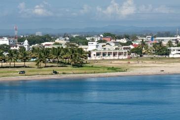 Ville de Tamatave, Madagascar