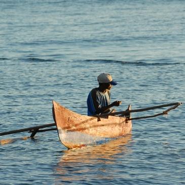 Pêcheur Malgache