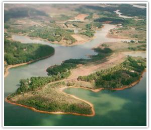 Lac de mantasoa